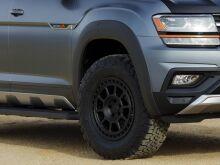 Volkswagen раскрывает концепт Atlas Basecamp