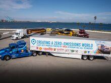 Toyota и Kenworth показали новую водородную фуру
