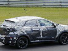 Ford приступил к тестированию Puma ST в Нюрбургринге