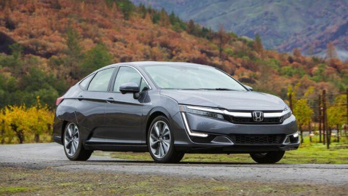 Honda объявляет отзыв водородных Clarity