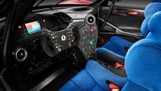 Ferrari P80/C показался на холме Гудвуда