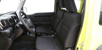 Новый Suzuki Jimny — тест во всех подробностях