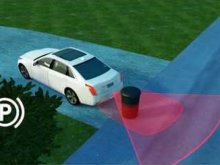 Система реверсивного экстренного торможения снижает количество аварий на 81%