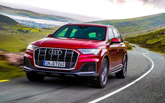 Обновленный Audi Q7: все (и серьезные!) изменения