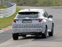 Hyundai снова тестирует новый Tucson