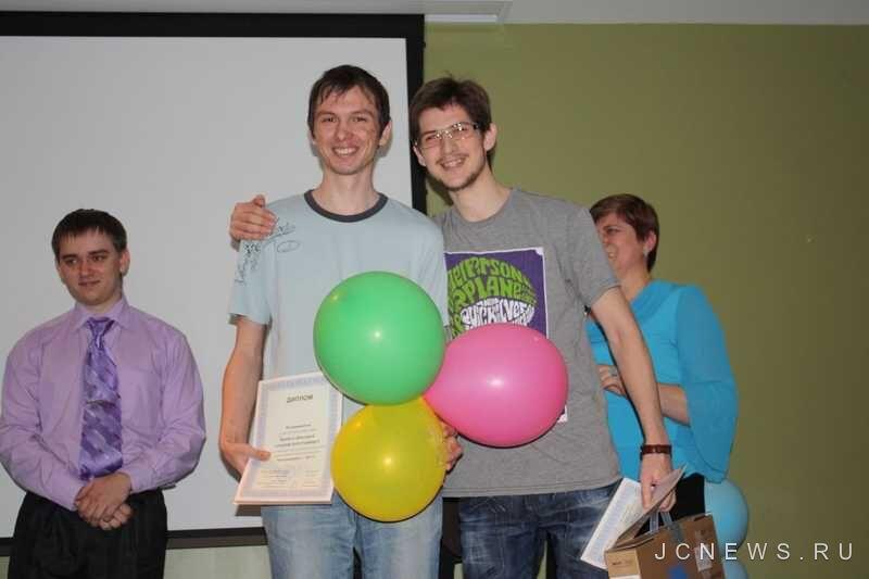 Победители конкурса «Программист 2011»