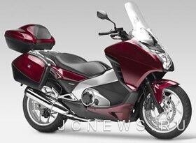 Honda разработала новый 700-кубовый двигатель