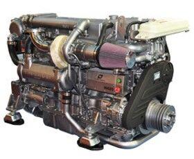 Двигатель Hyundai SeasAll H420