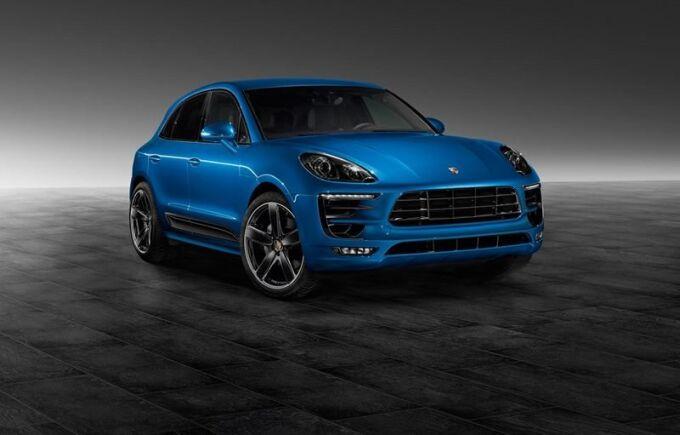 Porsche Macan через 4 года может стать полностью электрическим