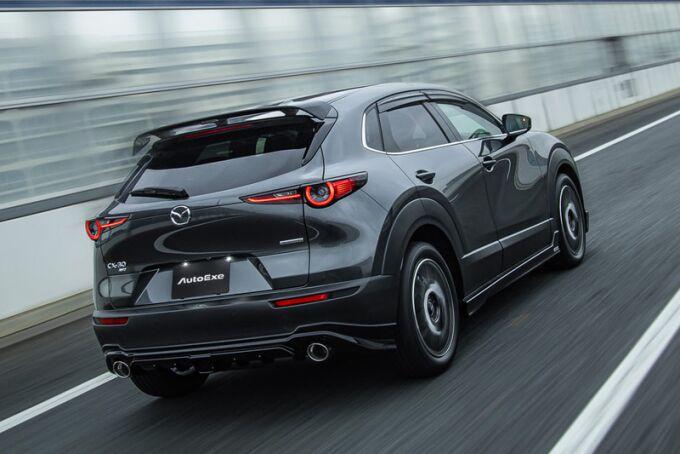Тюнер AutoExe подготовил комплект для Mazda CX-30