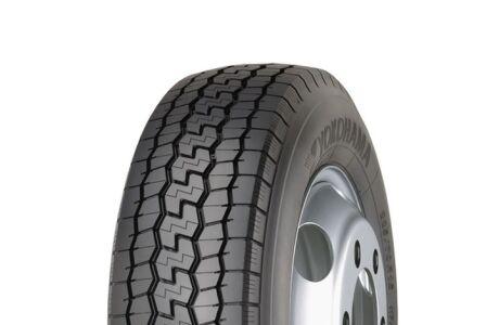Yokohama выпустила всесезонные шины для легких грузовиков
