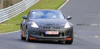 Новый Nissan Z, по слухам, получит 480 л.с.