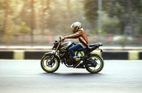 В России снизились продажи подержанных мотоциклов