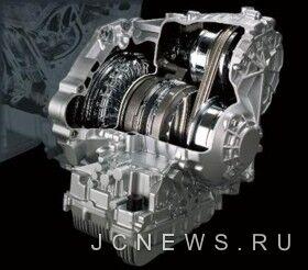 Трансмиссия Nissan CVT